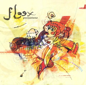 floex - pocustone CD cover