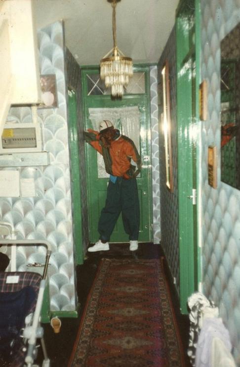 Winston Milton, 1994